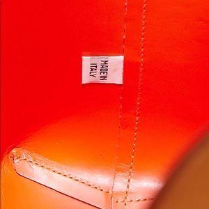 Mansur Gavriel Bags - Mansur Gavriel Brandy Leather Mini Bucket Bag